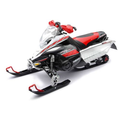 new ray france sarl - moto neige yamaha fx 1/12