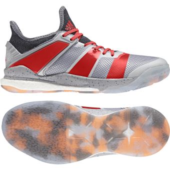 Chassures adidas Stabil X Gris 41 13 Chaussures et