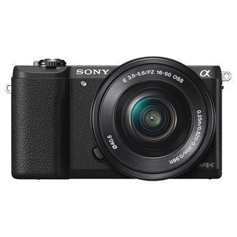 Photo de appareil-photo-numerique-hybride-sony-alpha-5100
