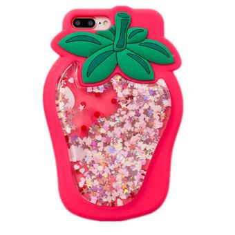 coque iphone 6 fraise