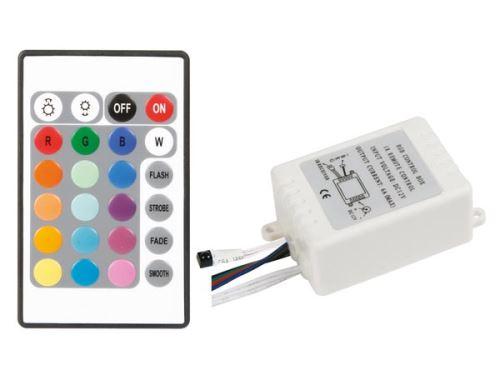 Contrôleur RVB pour flexible à LED avec telecommande RF