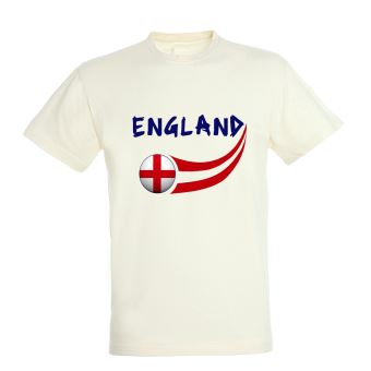 d227eab6f30f5 Supportershop Angleterre T-Shirt Enfant, Blanc, Taille Fabricant : 12 Ans -  Supporter de football - Achat & prix | fnac