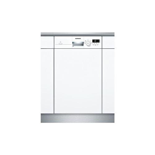 Bosch Sr515w03ce Lave-vaisselle Integrable - 9 Couverts - 46 Db - Classe A+ - Largeur 45 Cm