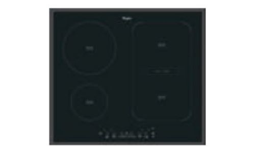 Whirlpool ACM 808/BA Plaque de cuisson induction Noir