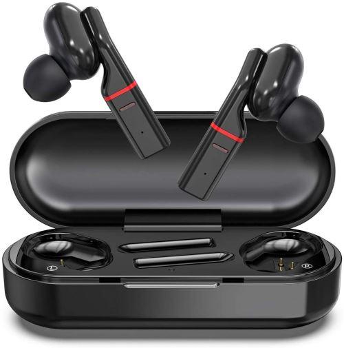 Ecouteur Bluetooth, Muzili VV1, Ecouteur sans Fil Sport Étanche Confortable avec Micro Intégré iOS Android