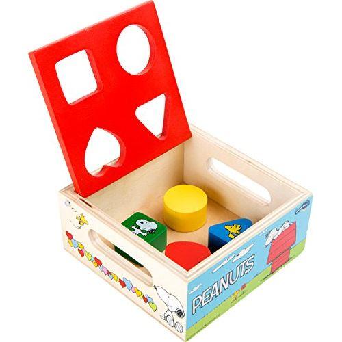 Legler - 4336 - Cube à encastrer - Peanuts