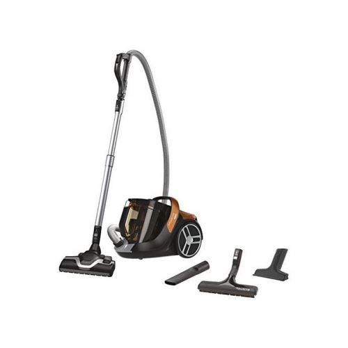 Aspirateur sans sac Rowenta X-Trem Power Cyclonic 2,5 L 550 V Noir Orange