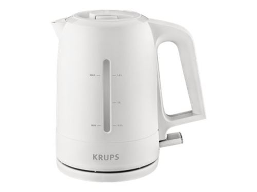 Krups ProAroma BW 2441 - Bouilloire - 1.6 litres - 2400 Watt - blanc