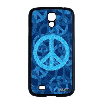 Coque Pour S4 Silicone Peace And Love Tatouage Yoga Symbole Rasta