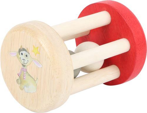 Small Foot enfant en bois hochet 6cm