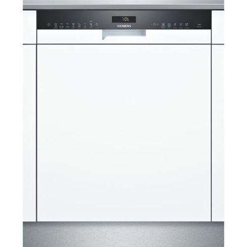 Siemens SN558W09ME - Lave-vaisselle - intégrable - Niche - largeur : 60 cm - profondeur : 55 cm - hauteur : 81.5 cm - blanc