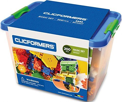 Clicformers Click Formers – cm39476 Box, Couleur Aléatoire, 200