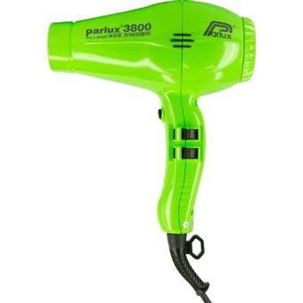 Parlux Seche cheveux 3800 Ionic Eco Friendly Debit Dair 75 M3h 2100 W Vert