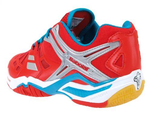 Babolat Chaussures de badminton Shadow 2 men rouge 15