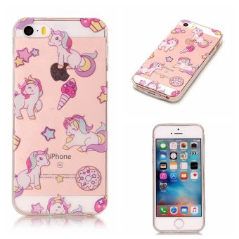 coque de licorne iphone 5