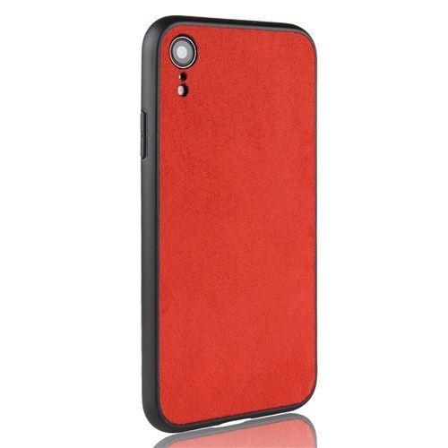 coque apple avec le velour iphone xr