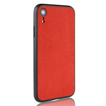 coque iphone xr velour