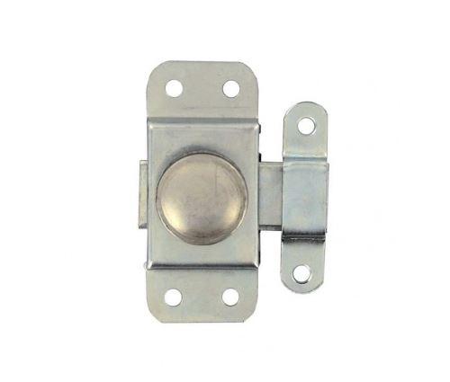Verrou - 25 mm - acier nickele