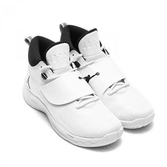 Po 5 Blanc Basketball Fly De Jordan Chaussure Super xqwYXaR6