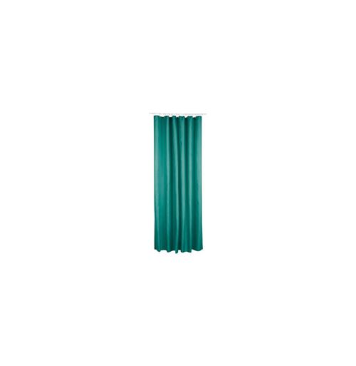 Rideau de douche en polyester - 180 x 200 cm - Vert