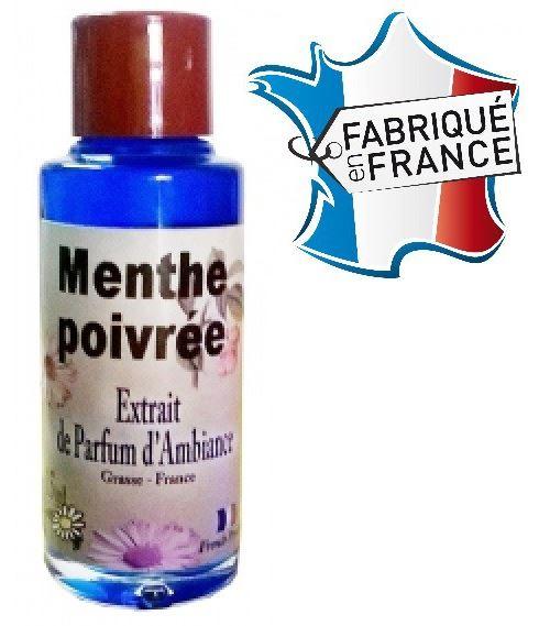 extrait de parfum Menthe poivrée