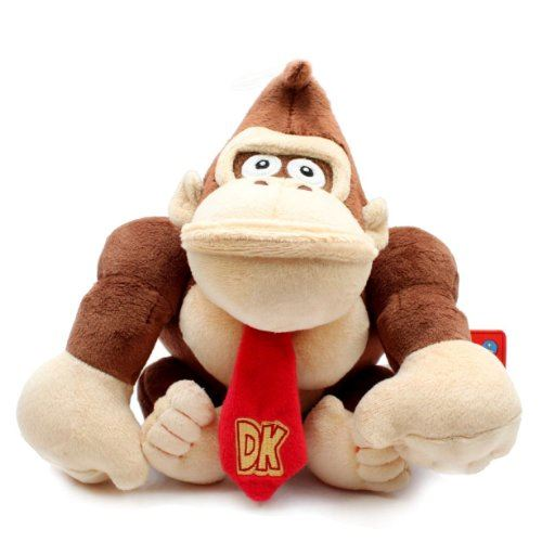 Peluche Super Mario de Global Holdings - 9 Donkey Kong