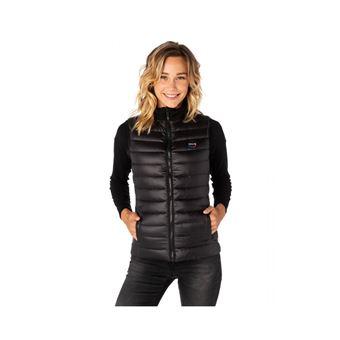 b5cee5759cc5c4 Doudoune femme sans manches - m - noir - Manteaux de sport - Achat & prix |  fnac