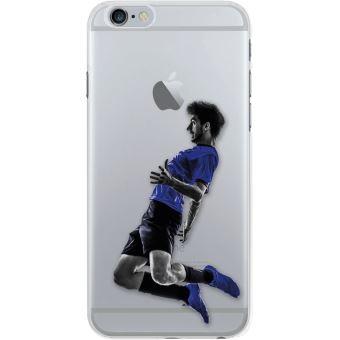 Coque Blueway Transparente Foot 3 pour iPhone 6 6S