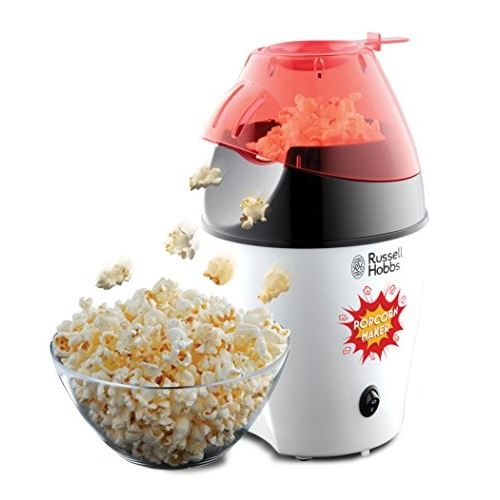 Russell hobbs 24630-56 machine à popcorn rouge blanc 1200 w