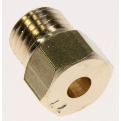 Injecteur gaz naturel diametre 77 pour cuisiniere sidex - 9284624