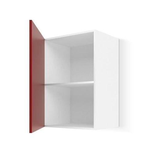 ULTRA Meuble haut de cuisine L 40 cm - Rouge mat