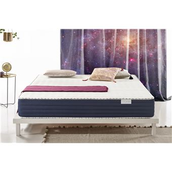 Matelas Orbit 140x190 Cm Mousse Hr Active Latex Mémoire De Forme