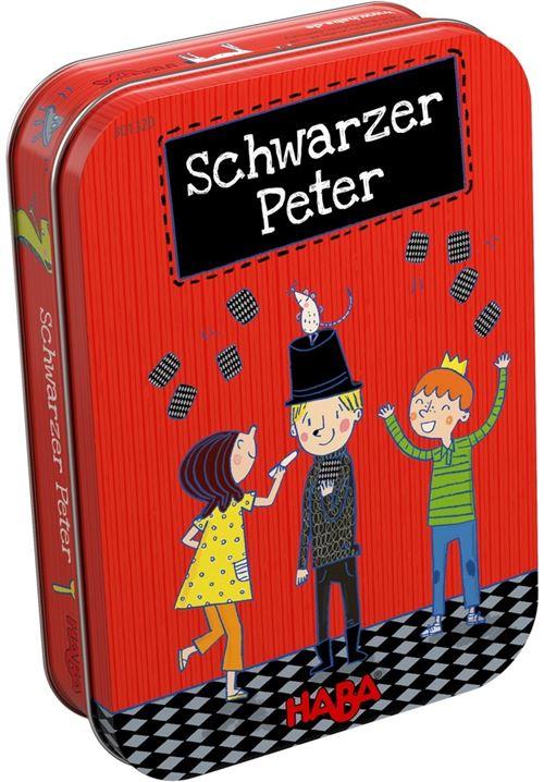 Haba jeu de cartes (DUZwarte Piet)