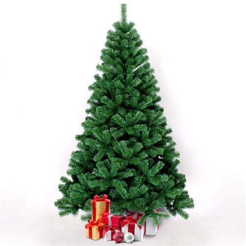 Sapin de Noël artificiel traditionnel classique 240 cm HELSINKI