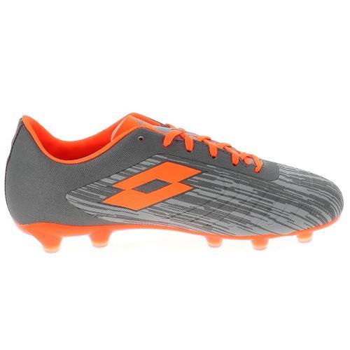 Chaussures football moulées Lotto Solista 700 jr moule Orange taille : 38 réf : 49560