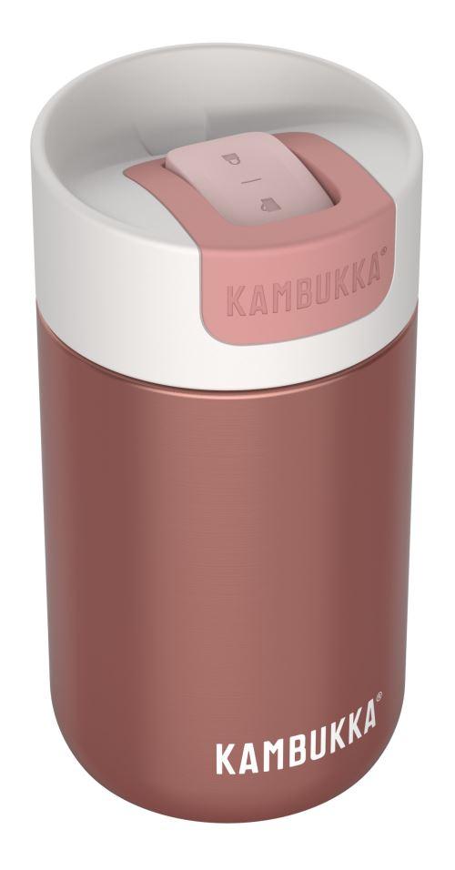Kambukka Olympus bouteille thermos rose brumeux 300 ml rose