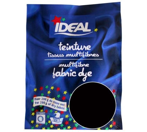 Teinture Idéal multifibre Noir 17