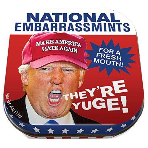 Menthes - Embarassmints Trump