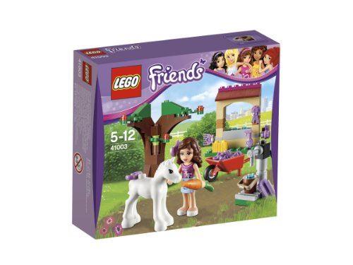 Lego Friends 41003 Poulain nouveau-né Olivias, 5-12 ans