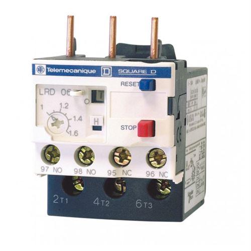 Relais de protection thermique 5,5/8 A - Télémécanique
