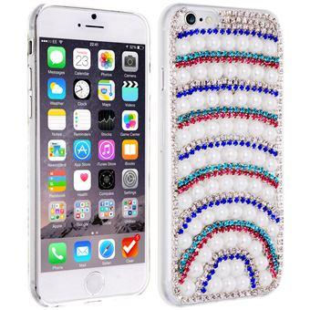 Coque perles et strass by Mocca Design pour pour Apple iPhone 6 et 6S