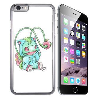 Coque pour iPhone 6 et iPhone 6S pokemon bébé bulbizarre