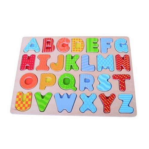 Alphabet en bois Simply For Kids
