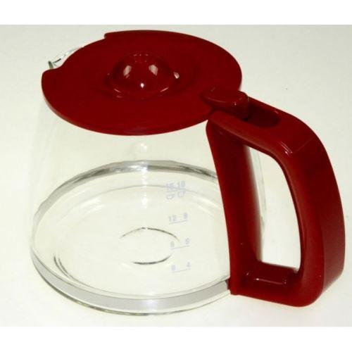 Verseuse rouge pour cafetière electrolux