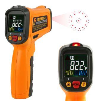 Thermomètre infrarouge Laser PM6530B Numérique pour Cuisine