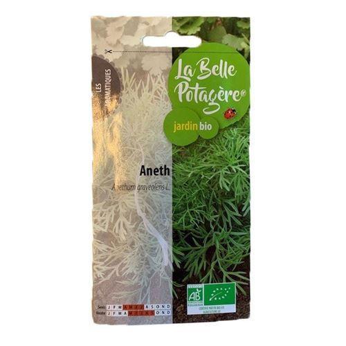 Graines à semer - Aneth - 0,5 g - La Belle Potagère