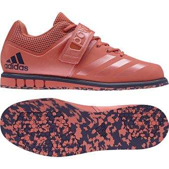 Chaussures adidas Powerlift.3.1 Rouge 45 13 Chaussures et