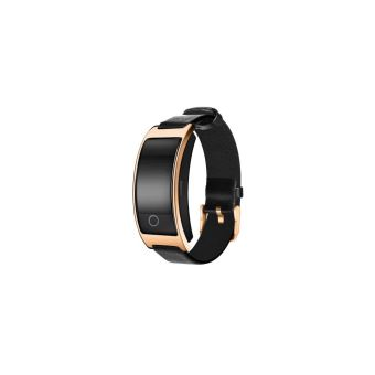 Montre bracelet avec mesure de la pression artérielle..