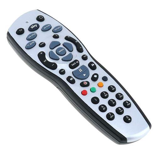 Télécommande de décodeur adaptée SKY HD 4 en 1 REV 9.0 UK STB