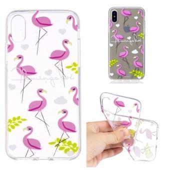 coque iphone 7 flamingo